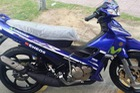 Xe côn tay 2 kỳ Yamaha 125ZR 2017 có thêm phiên bản Movistar