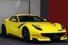 Giật mình với giá bán của chiếc Ferrari F12tdf tại đại lý bán Pagani Huayra cho Minh