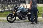 Hé lộ trang bị của mô tô 150 phân khối mới mà Honda chuẩn bị ra mắt