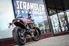 """Sức hút """"khó cưỡng"""" của Ducati Scrambler Sixty2 khiến đàn ông Hà thành không thể làm ngơ"""