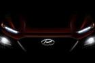 SUV cỡ nhỏ Hyundai Kona 2018 được hé lộ thêm thiết kế