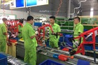 Gian nan nội địa hoá cho xe Việt