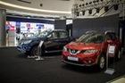 Cận cảnh Nissan Navara phiên bản đặc biệt và Nissan X-Trail phiên bản giới hạn