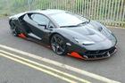 Cận cảnh siêu phẩm Lamborghini Centenario đầu tiên đặt chân đến Anh