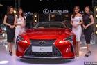 Lexus LC 500 2018 chính thức trình làng tại Malaysia, đại gia Việt