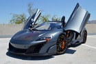 Hàng hiếm McLaren 675LT Spider đã qua sử dụng rao bán gần nửa triệu USD