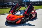 McLaren P1 đã qua sử dụng có giá bán
