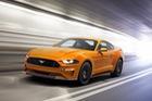 Ford Mustang 2018 chính thức trình làng với thiết kế và trang bị mới