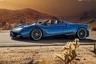 Siêu xe Pagani Huayra mui trần chính thức trình làng, giá 54,7 tỷ Đồng