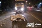 Người đàn ông Trung Quốc chết thảm trên đường Hải Phòng