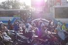 Đề xuất cấm xe máy chạy trên đường