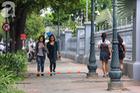 TPHCM: Cận cảnh vỉa hè quận 1, sau 40 ngày