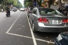 Vì sao Hà Nội 'xóa sổ' bãi đỗ xe chéo ở hai phố lớn?