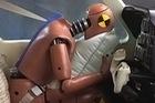 Chỉ ngồi ở vị trí này, những chiếc túi khí trên máy bay mới có thể bật ra để cứu mạng bạn