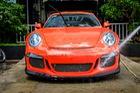 Cận cảnh siêu xe Porsche 911 GT3 RS mà Cường