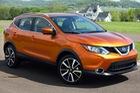 Crossover cỡ nhỏ cho thành thị Nissan Rogue Sport 2017 đã có giá bán