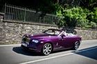 Xe mui trần Rolls-Royce Dawn dành cho người