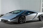 Kode 0 - Biến thể của Lamborghini Aventador, ra đời dưới tay người từng thiết kế Ferrari Enzo