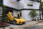 Lamborghini Aventador S đầu tiên cập bến Việt Nam xuất hiện tại quận 12