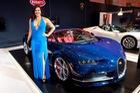 3 trên tổng số 500 chiếc Bugatti Chiron sản xuất đã được đại gia Canada chốt giao dịch