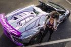 Lamborghini Aventador SV mui trần nổi bật với