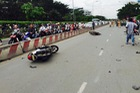 Sài Gòn: Kinh hoàng Honda Accord