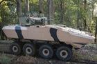 Khám phá Terrex-3, xe chở lính