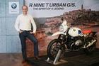 Mô tô đậm chất hoài cổ BMW R nineT Urban G/S ra mắt Đông Nam Á