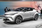 Crossover cỡ nhỏ Toyota C-HR