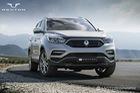 Ssangyong Rexton 2017 - SUV cỡ lớn tham vọng cạnh tranh với Land Rover Discovery