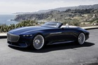 Vision Mercedes-Maybach 6 Cabriolet - Xe mui trần siêu sang tuyệt đẹp