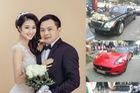 Từ dàn xe siêu sang rước dâu Hoa hậu Bản sắc Việt, học cách