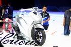 Yamaha Glorious - Xe concept mang âm hưởng nhạc cụ độc đáo