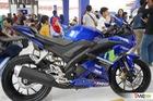 Mô tô thể thao Yamaha R15 3.0 có thêm phiên bản Movistar mới