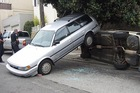 Tai nạn ngoại mục!
