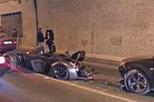 Tay lái thử của Ferrari gặp nạn với xế độc BAC Mono trong đường hầm
