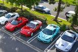 """Dàn """"ngựa chiến"""" Ferrari đi hội trong kỳ nghỉ lễ"""