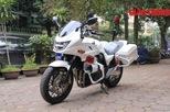 """""""Lên đời"""" Honda CB400 cho quân đội"""
