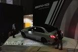 """""""Nín thở"""" xem vận chuyển hàng độc AMG C63 S Edition 1 ra khỏi triển lãm VMS 2015"""