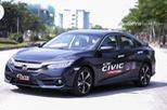Honda Civic Mỹ thu hồi vì lỗi phanh tay, Honda Việt Nam nói không liên quan