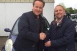 Thủ tướng Anh mua xe Nissan cũ trị giá 48 triệu Đồng cho phu nhân