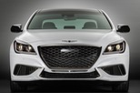 Làm quen với sedan thể thao Genesis G80 Sport 2018