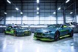 Aston Martin ra mắt V8 Vantage mạnh mẽ và nhẹ nhất từ trước đến nay