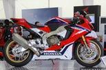 Siêu mô tô Honda CBR1000RR 2017 bất ngờ ra mắt Đông Nam Á