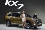 Xe SUV 7 chỗ Kia KX7 ra mắt, thiết kế khác với Sorento 2016