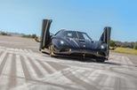 Koenigsegg Agera RS Naraya - Siêu xe dát vàng và đính kim cương triệu đô