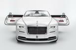 Rolls-Royce giới thiệu Dawn phiên bản mang cảm hứng thời trang