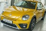 """Sau khi """"treo đầu dê, bán thịt chó"""" tại Việt Nam, Volkswagen giới thiệu Beetle Dune ở Malaysia"""