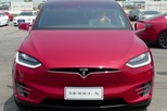 """Nhà giàu Trung Quốc cũng phải """"khóc thét"""" với giá của Tesla Model X"""