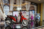 Không chỉ ra mắt SH 125i/150i 2017, Honda Việt Nam còn giới thiệu SH Mode 125 mới